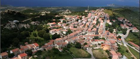 Cartina Sardegna Aglientu.Infea Olbia Tempio Comune Di Aglientu